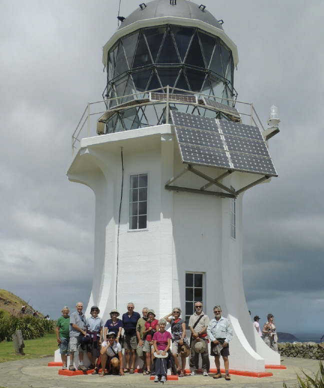 Cape Reinga, NZ's northen point