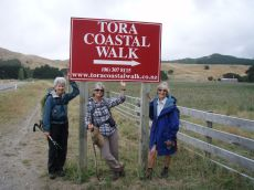End of the Tora farm walk