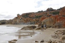 Beach Walk to Old Man's Head