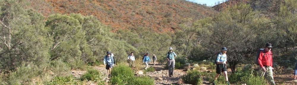 ARPA Bushwalkers